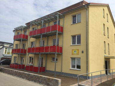 Betreutes Wohnen Haus Ostseeperle